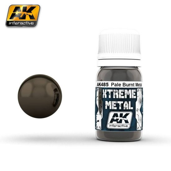 AK Xtreme metal Pale Burnt Metal