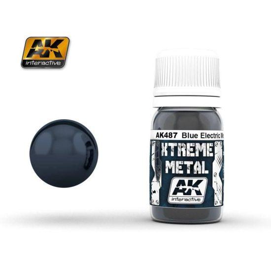 AK Xtreme metal Metallic Blue