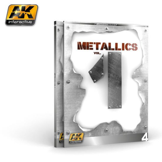 AK METALLICS VOL.1