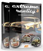 AK EXTREME REALITY 3 - WEATHERED VEHICLES AND ENVIRONMENTS