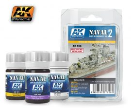 AK Ships Weathering Set Vol.2