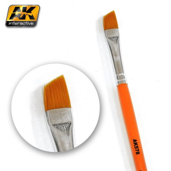 AK DIAGONAL WEATHERING BRUSH