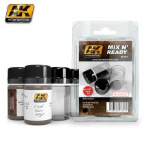 AK MIX & READY 4 x 35ml