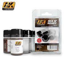 AK MIX & READY 4 x 35ml