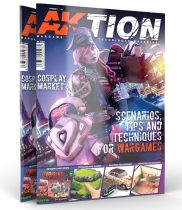 AK AKTION 01 - THE WARGAME MAGAZINE