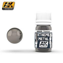 AK Xtreme metal Titanium