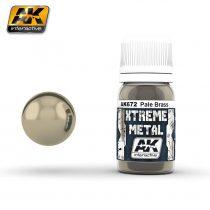 AK Xtreme metal Pale Brass