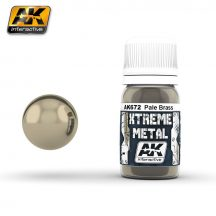 AK Xtreme metal Pale Brass