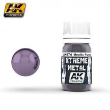 AK Xtreme metal Metallic Purple