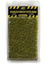 AK Summer green tufts 6mm