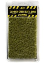 AK Summer green tufts 6mm