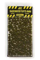 AK Blackwater tufts 4mm