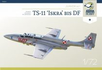 Arma Hobby PZL TS-11 'Iskra' bis DF junior set makett