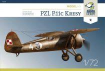 "Arma Hobby PZL P.11c ""Kresy"" makett"