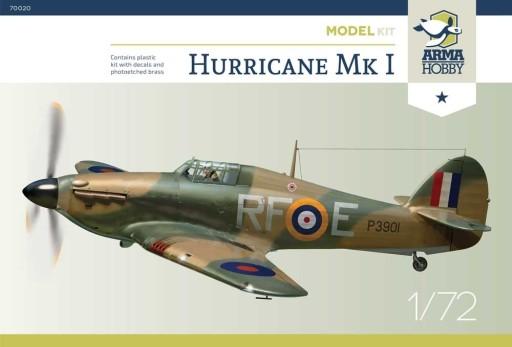 Arma Hobby Hurricane Mk. I makett