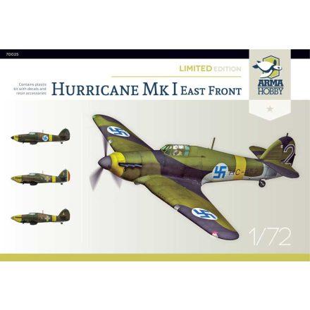 Arma Hobby Hawker Hurricane Mk.I Eastern Front makett