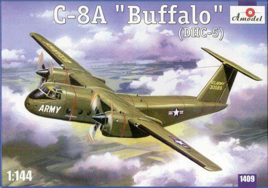 Amodel Buffalo C 8 makett