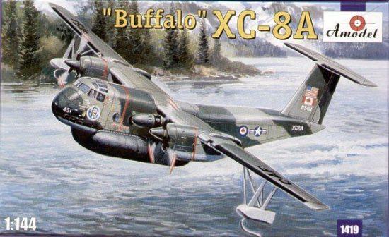 Amodel XC-8A 'Buffalo' USAF aircraft makett