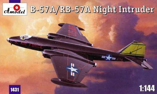 Amodel B-57A/ RB-57A Night intruder