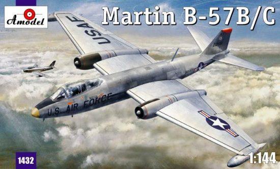 Amodel Martin B-57B/C makett