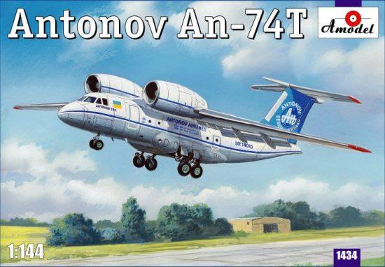 Amodel Antonov An-74T makett