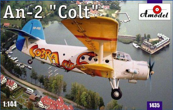 Amodel Antonov An-2 'Cobra' makett