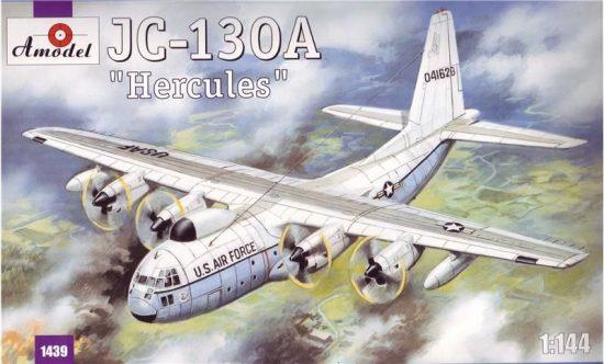 "Amodel JC-130A ""Hercules"" makett"