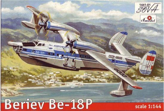 Amodel Beriev Be-18P makett
