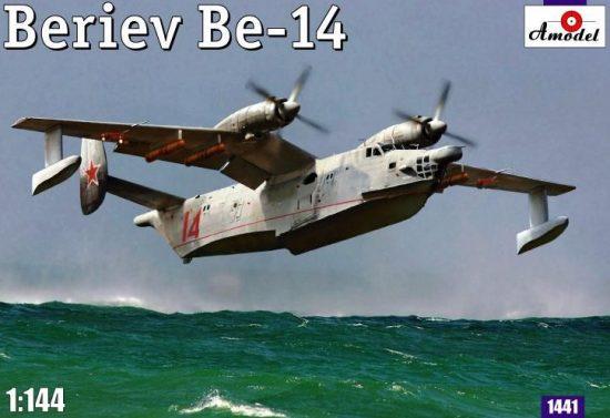 Amodel Beriev Be-14 Soviet rescue aircraft