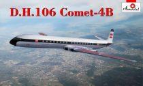 Amodel D.H. 106 Comet-4B makett