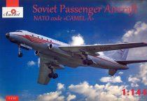 Amodel Tupolev Tu-104 airliner, Czech makett