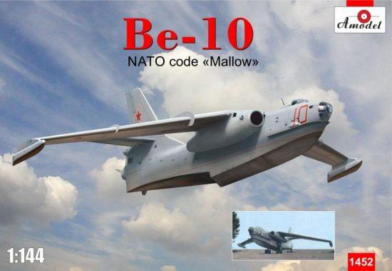 Amodel Beriev Be-10 amphibious bomber makett