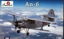 Amodel Antonov An-6 makett