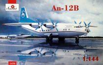 Amodel Antonov An-12B cargo aircraft makett