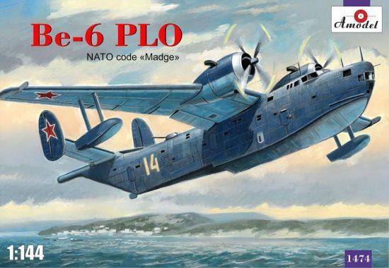 Amodel Beriev Be-6 PLO