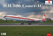 Amodel de Havilland 106 Comet 4C Dan Air London makett