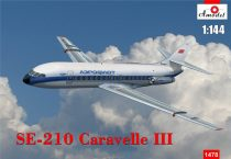 Amodel Sud-Aviation Caravelle III makett