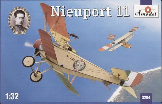 Amodel Nieuport 11 (Italy) makett