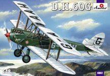 Amodel De Havilland DH.60G Gipsy Moth