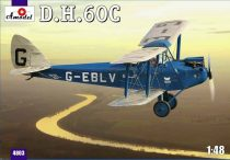 Amodel De Havilland DH.60C Cirrus Moth makett