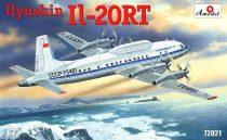 Amodel Ilyushin IL-20RT makett