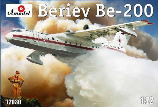Amodel Beriev Be-200 makett