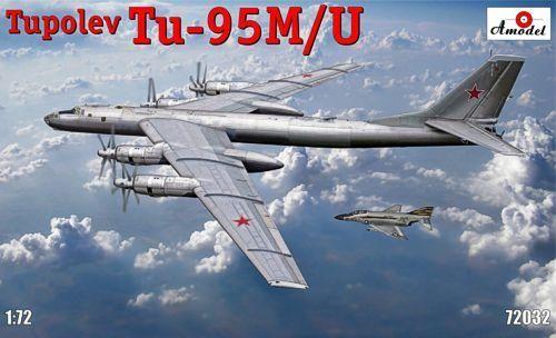 Amodel Tupolev Tu-95M/U makett