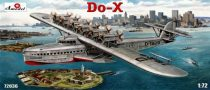 Amodel Dornier Do-X flying boat makett