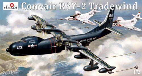 Amodel Convair R3Y-2 Tradewind makett
