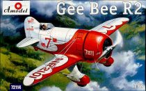 Amodel Gee Bee Super Sportster R2 Aircraft makett