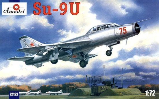 Amodel Su-9U Soviet training aircraft
