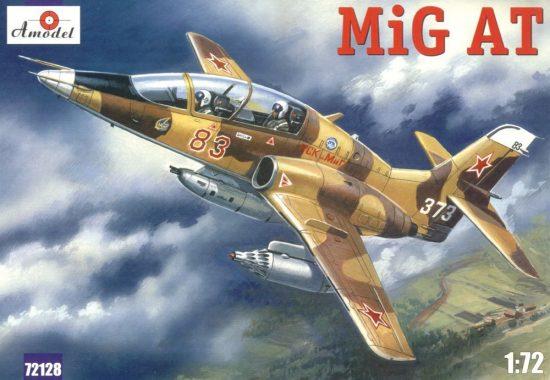 Amodel MiG-AT (late) Russian makett