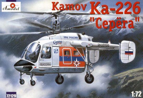 Amodel Kamov Ka-226 'Serega' Russian helicopter