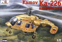 Amodel Kamov Ka-226 Soviet ambulance helicopter makett